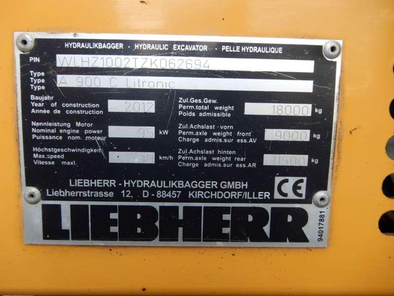 Liebherr - 900C 7