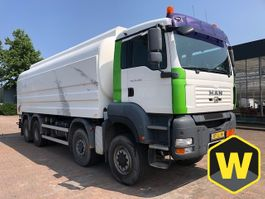 tankwagen vrachtwagen MAN TGA 41 8X8 BB Fuel Tank 24.700 Liter!! New ADR + TUV!! 2007