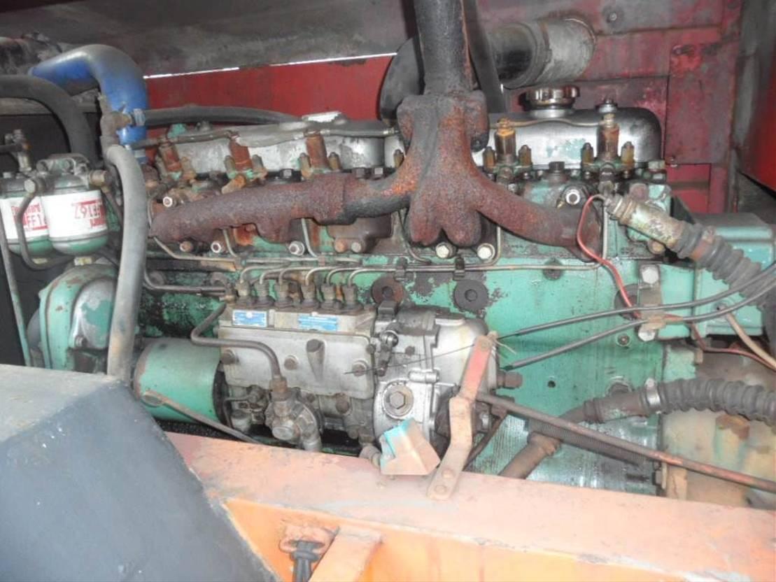 vorkheftruck Kalmar Lmv 100 1980
