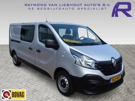 gesloten bestelwagen Renault 1.6 dCi L2H1 MARGE AUTO DUBBELE CABINE 2016