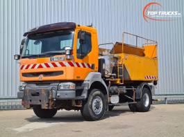 overige vrachtwagens Renault Kerax 320 DCI 4x4 - Asphalt streuer, kocher, bitume, kipper, asphalt 2006