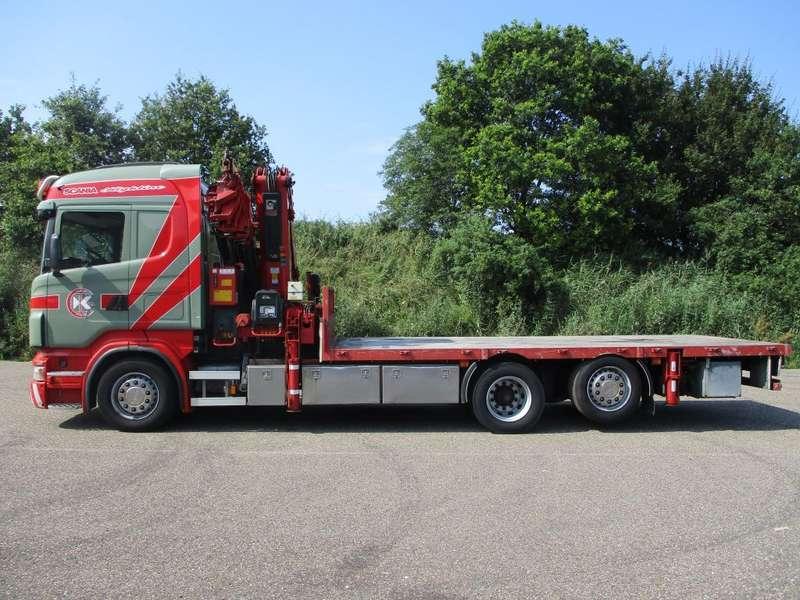 Scania - R 380 EURO 5 HIAB 477 E 6 XS HI-DUO 5