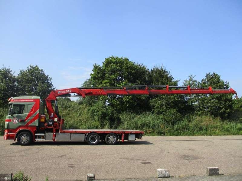 Scania - R 380 EURO 5 HIAB 477 E 6 XS HI-DUO 4