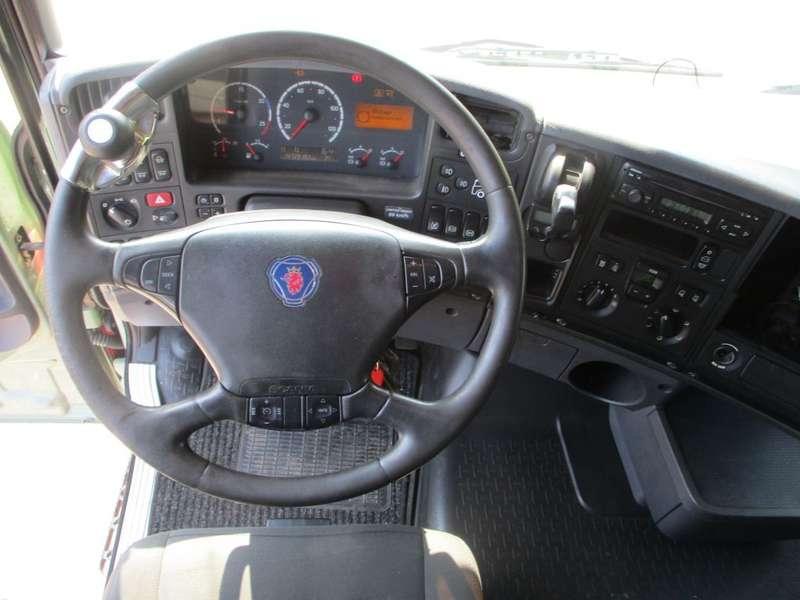Scania - R 380 EURO 5 HIAB 477 E 6 XS HI-DUO 7