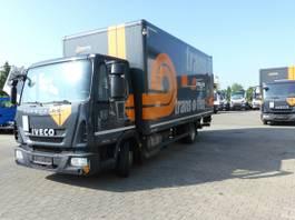gesloten bestelwagen Iveco EuroCargo ML75E19 Euro6 2014