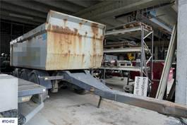 overige vrachtwagen aanhangers NOR SLEP triple trailer 2000