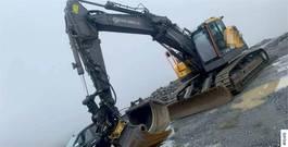 rupsgraafmachine Volvo EC355EL Excavator w/ latest Trimble GPS 2018