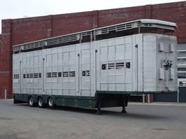 vee oplegger Pezzaioli 3/4 deck - Type 2 - Water & ventilation - Lifting roof - 127.36M2 - TUV: 06-03-2022 - 2012
