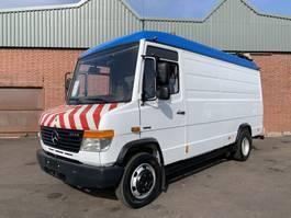 gesloten bestelwagen Mercedes-Benz 813 Bluetec 4 - 2007 - 106.000km - Origin: Belgium - 6397 2007