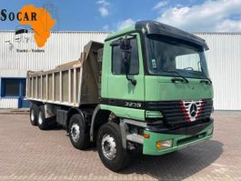 kipper vrachtwagen > 7.5 t Mercedes-Benz Actros 3235 8X4 FULL STEEL MANUAL-GEAR 1998