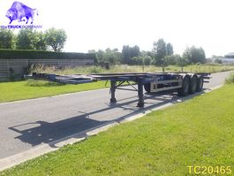 container chassis oplegger Pacton Container Transport 2003