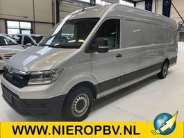 gesloten bestelwagen Volkswagen MAN TGE 3.180 L5H3 Automaat Airco Camera LED Stoel, Cruise MAN TGE 3.180 L5H3 2021