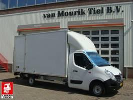 gesloten bestelwagen Renault MASTER 130.35 - EURO 6 -. ** SCHADE **  V-154-VP 2019