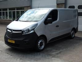 gesloten bestelwagen Opel 1.6 CDTI 88 KW L1H1INRICHTING AIRCO NAVI CRUISE 2016