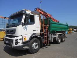 kipper vrachtwagen > 7.5 t Volvo FMX 410 2011