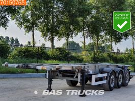 container chassis oplegger Van Hool VHLO-2014 1x 20ft. 1x 30ft. 2001