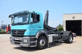 containersysteem vrachtwagen Mercedes-Benz AXOR 1833 4X2 CONTAINER SYSTEEM- CONTAINER SISTEEM- CONTAINER HAAKSYSTEEM- SYSTEME CONTENEUR 2007