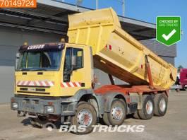 kipper vrachtwagen > 7.5 t Iveco 320E44 8X4 Manual Intarder Big-Axle 16m3 Euro 3 2003