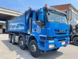 kipper vrachtwagen > 7.5 t Iveco Trakker 450 IVECO TRAKKER 450-8X4