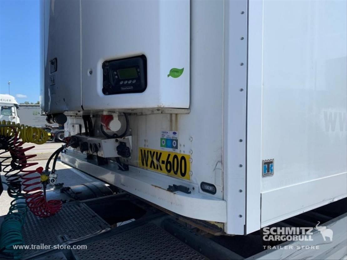 koel-vries oplegger Schmitz Cargobull Semitrailer Reefer Standard 2008