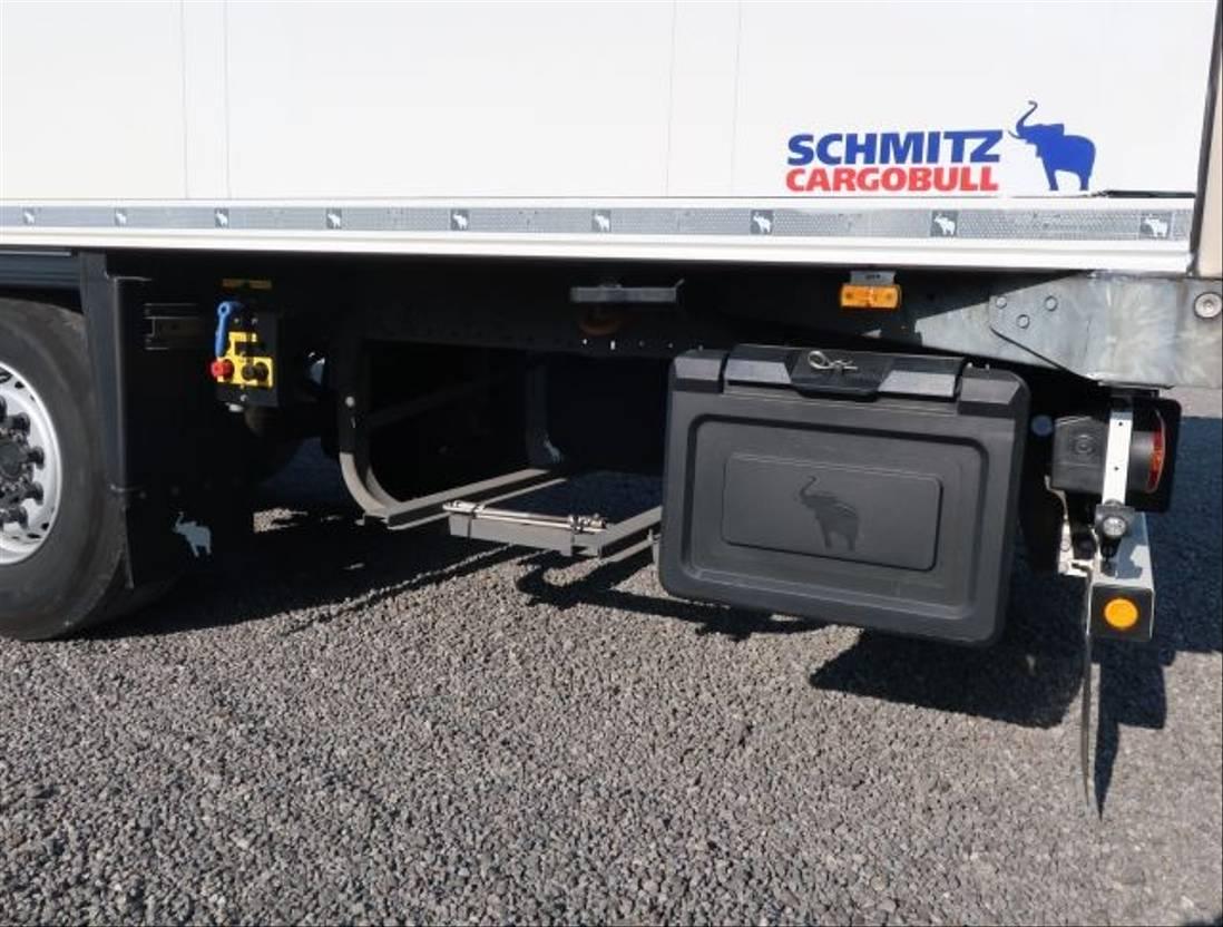 koel-vries oplegger Schmitz Cargobull SKO 24 Doppelstock Carrier Vector 1950 2018