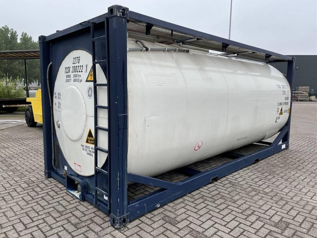 tankcontainer Diversen 30m3 2003
