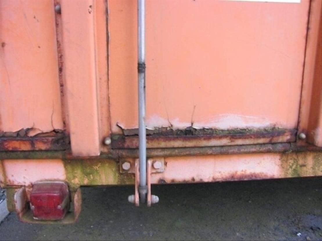 overige aanhangwagen Diversen Andere TTS-3,5 mit Auffahrrampe TTS-3,5 mit Auffahrrampe 1996