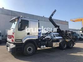open laadbak vrachtwagen Renault PREMIUM 460 DXI 2012