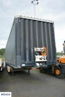 overige opleggers Krone Profiliner 3 axle trailer without advertising on t 2007