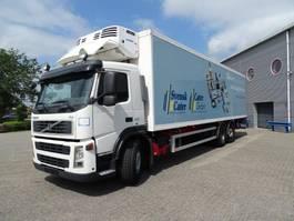 koelwagen vrachtwagen Volvo FM 9 / AUTOMATIC / LOW KM´S / COOLINGBOX / STEERING AXLE / EURO-5 / 2007 2007