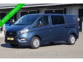 gesloten bestelwagen Ford 320L 130PK DC Limited AUT Adap. Cruise, Navi, Camera, Trekhaak!! NR. B01* 2021
