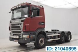 overige trekkers Scania R480 - 6x4 2012