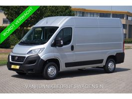 gesloten bestelwagen Fiat 35 2.3 140PK L2H2 Climate Navi Camera DAB+ Cruise!! NR. B03* 2021
