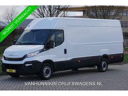 gesloten bestelwagen Iveco 35S12 L3H2 Hi-Matic Climate Control Cruise  3.5T Trekgewicht!! NR. B02* 2019