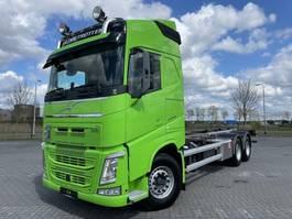 chassis cabine vrachtwagen Volvo FH540 6X2 RETARDER DUAL CLUTCH EURO 6 NAVIGATION 2017