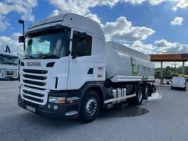 tankwagen vrachtwagen Scania G 2011