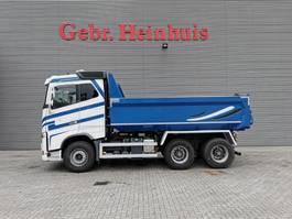 kipper vrachtwagen > 7.5 t Volvo FH 16 750 6x4 Euro 5 Retarder Hubreduction Kipper! 2014