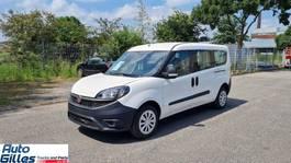gesloten bestelwagen Fiat 2018