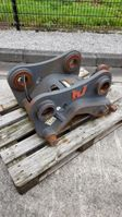 uitrusting overig Verachtert to suit hitachi zx 180 zx 210 CW 30 hydraulic quick coupler
