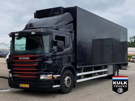 koelwagen vrachtwagen Scania P310 / ISO KOFFER / THERMO KING 2006
