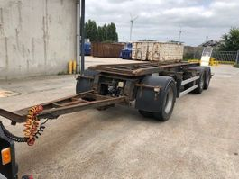 container chassis aanhanger GS AC-2800K 1984