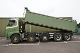 kipper vrachtwagen > 7.5 t Volvo FH 460 10X6 TIPPER 534.200KM 50 TON GVW 2010