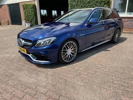 stationwagen Mercedes-Benz C63 AMG S !!KERAMISCH REMMEN!!CARBON!!29dkm 2017