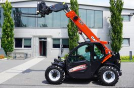 starre verreiker Case IH Farmlift 525 , 2000 MTH , 5,7m-2,500kg , joystick , AC 2019