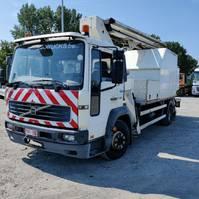 autohoogwerker vrachtwagen Volvo FL 6 220 2002