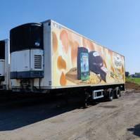 koel-vries oplegger LAG frigo trailer 1987