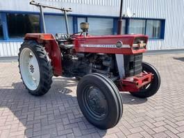 standaard tractor landbouw Massey Ferguson 135 Three cilinder  (NL tractor) clean!! 1975
