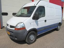 gesloten bestelwagen Renault 150 DCi L2H2 2010