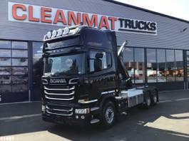 containersysteem vrachtwagen Scania R580 V8 Euro 6 Retarder