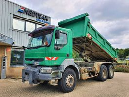 kipper vrachtwagen > 7.5 t Renault 370DCI 6x4 Tipper 2005